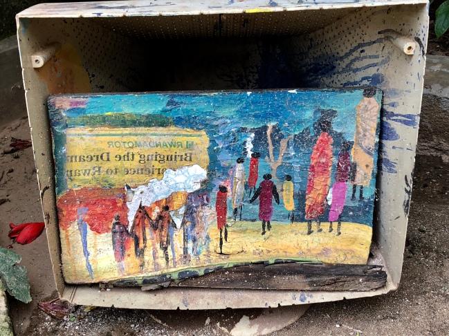 Gallery art, Rwanda