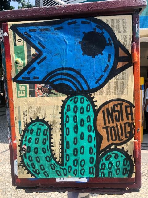 Street art, Rio de Janeiro